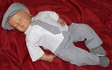 (Nr.015NS2-A) Kinderanzug Taufanzug Festanzug Babyanzug Anzug Taufgewand Neu