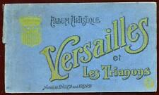 VERSAILLES  20 cartes postales année 30