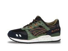 Asics GEL-LYTE 3 III (Black/Green) WINTER TRAIL [H5T3N-9090] Running Mens