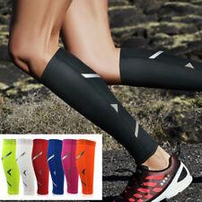 Calf Compression Sleeve Leg Performance Support Shin Splint & Calf Pain Relief