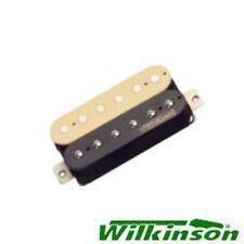 New Guitar Parts Wilkinson Humbuckers - Zebra Ceramic