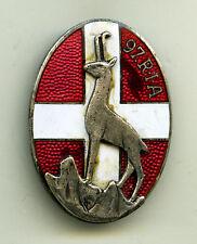 Insigne infanterie , 97  RIA.