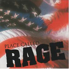 Place Called Rage CD 2012 USA Hard Rock with Al Pitrelli & Danny Miranda