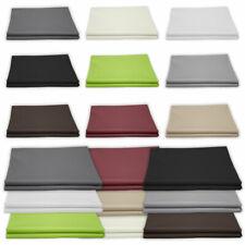 Texmania Bettuch Laken Bettlaken zum unterstecken 15 modernen Farben 4 Größen