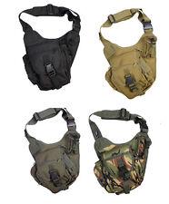 Combate del ejército Tactical viaje nos Hombro dinero día bolsa cámara cinturón Bolsa Pack
