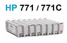 Inchiostro per HP DesignJet Z6200/no. 771 771C B6Y07A B6Y08A B6Y10A B6Y11A
