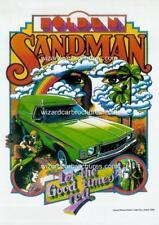 1976 HX HOLDEN SANDMAN A3 POSTER AD SALES BROCHURE MINT ADVERTISEMENT ADVERT