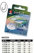 VMC Perfect Matchhaken gebundene Haken im Briefchen verschiedene Sorten