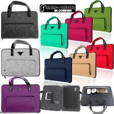 "Soft Felt Carry Bag Sleeve Case For 11"" 12"" 13"" 14"" HP EliteBook Laptop Notebook"