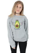 Holy Guacamole Sweater Top Pull Sweat-shirt Drôle avocat Angel Slogan