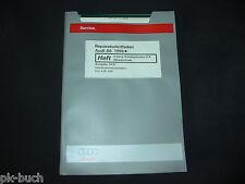 Werkstatthandbuch Audi A6 C5 Quattro 5 Gang Schaltgetriebe Getriebe 01A 04/1997