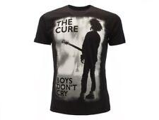 T-Shirt Originale The Cure  Post Punk Ufficiale Maglia Maglietta  Nuova