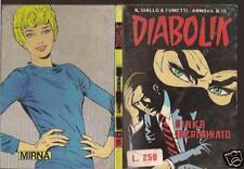 \DIABOLIK ORIGINALE  ANNO XII n°15- 1973- OTTIMO! ///