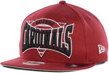 New Era Arizona Cardinals Arch'd Trimark 9Fifty Snapback Cap Hat-Red