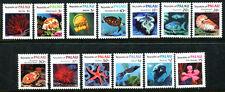 Palau 9-21 MNH Marine Life Fish x5113