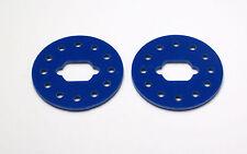 XTREME RACING TEAM LOSI 5IVE BLUE BRAKE DISK (2) 3mm XTR10882B 1/5 GAS TRUCK