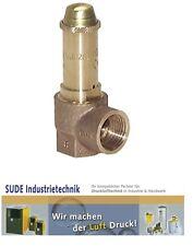 "TÜV tested Corner safety valve for Pneumatic 3/4"" DN13 of 1 up to 16 bar"