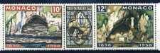 MONACO - 1958 timbres 496/498 en bande, Lourdes neufs**