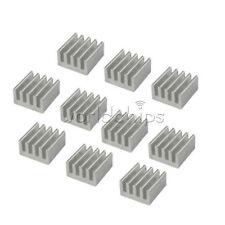Haute qualité en aluminium dissipateur de chaleur Pour mémoire Chip IC 4 Tailles-Vendeur Britannique