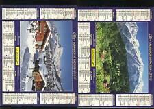 almanach - calendrier année 2006 - bon etat complet cote d'or -