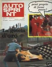AUTO SPRINT-N°29-ANNO 1976