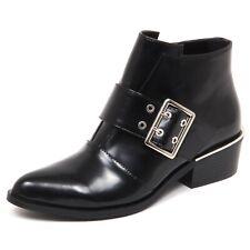 E5330 tronchetto donna ecopelle GAUDI' stivale scarpe ecoleather shoe boot woman