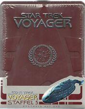 Star Trek Voyager Staffel 5 Hartbox Neu OVP Sealed Deutsche Ausgabe