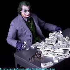 "1/10 Pcs 1/6 Scale US Dollars Euro Cash Money Model For 12"" Figure Body Hot Toys"