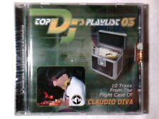 CD TOP DJ'S PLAYLIST 03 CLAUDIO DIVA TRIBALISTICS BOBAK