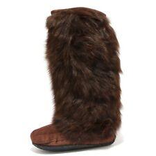 4011U stivale donna MUHLUHS CANADA BOOTS marrone boot woman