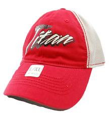 CCM Retro Titan Hockey Stretch Fit Mesh Back Cap Hat - S/M & L/XL