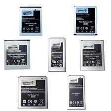 BATTERIA PER SAMSUNG GALAXY S2 S3 S4 S5 MINI CELLULARE SMARTPHONE