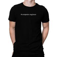 Computer Engineer Hashtag T-shirt