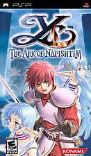 Ys: The Ark of Napishtim (Sony PSP, 2006) GAME/UMD ONLY