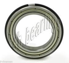 6x12x4 Bearing Shielded Snap Ring Miniature Ball Bearings 10950