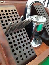 C.&E. Marshall, Watchmaking Tool J1-J6  Friction Staff punch, Staking Set