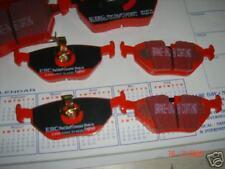 for SAAB 9-5 TURBO BRAKE PADS EBC RED STUFF REAR
