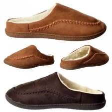 Da Uomo Ragazzi Luxury Pelliccia Con Pantofole resistente suola stili/colori assortiti