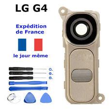 Vitre Support Caméra Samsung GALAXY LG G4 OR Lentille Arrière H815 H810 H811