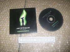CD POP JAMIROQUAI-Deeper Underground (1) canzone PROMO Epic Godzilla colonna sonora