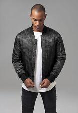 Urban Classics Herren Jacke Tonal Camo Bomber Jacket