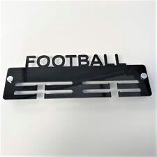 Football Médaille Support / Crochet - Plusieurs Couleur Choix - Inclus Tout