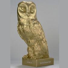 Eule Owl Kunststofffigur Olympiade Athen 2004 Sculpture by Ottmar Hörl