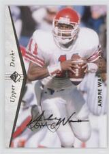 2013 Upper Deck 1995 SP Design Autographs #95SP-25 Andre Ware Auto Football Card