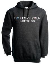 Do I Love You Frank Wilson Northern Soul Men's Hoodie - Hooded Sweatshirt Mod