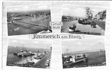 AK, Emmerich am Rhein, vier Abb., 1967