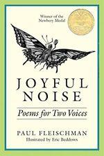 Joyful Noise by Fleischman, Paul Book The Cheap Fast Free Post
