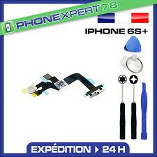 NAPPE POWER FLEX CABLE DE VOLUME BOUTON MUET CONNECTEUR POUR iPhone 6S Plus