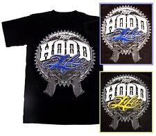 You Ain't Bout Dat Hood Life Black Shirt M-5XL Screen Printed Piranha Records