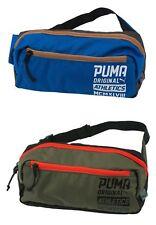 d2c5ab3b18 PUMA SOUL Waist Bags Expandable Sports Blue Khaki Waistbelt Bag Sacks  074824-03